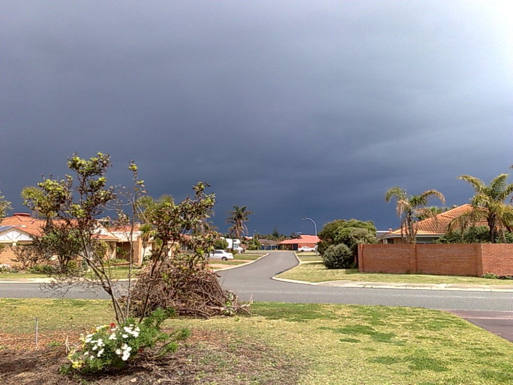 weather front