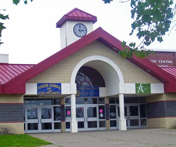 Pine_Bush_Central_High_School